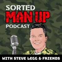 Logo of the podcast Man Up - The Sorted Magazine Podcast