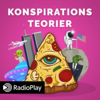 Logo of the podcast Konspirationsteorier