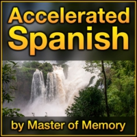 Logo of the podcast Accelerated Spanish by Master of Memory