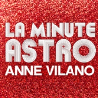 Logo of the podcast La Minute Astro d'Anne Vilano du 15 janvier 2016