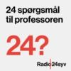 Logo of the podcast 24 Spørgsmål til Professoren