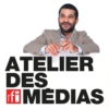 Logo of the podcast Atelier des médias