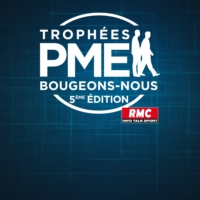 Logo of the podcast RMC : 28/09 - Trophées PME 2018 : Cristal Benito