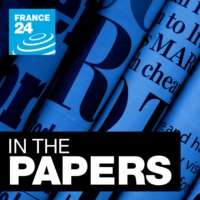 Logo du podcast French papers dissect Macron's presidential bid