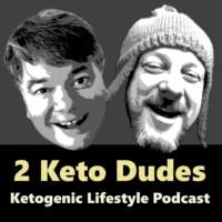 Logo du podcast Real Food Keto with Jimmy and Christine Moore