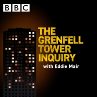 Logo of the podcast The Grenfell Tower Inquiry with Eddie Mair