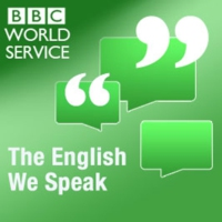 Logo of the podcast The English We Speak: Me time