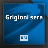 Logo of the podcast Grigioni sera - Edizione del 04.06.2019