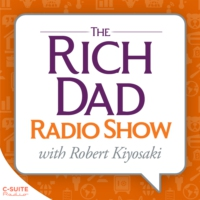 Logo of the podcast Rich Dad Radio Show: In-Your-Face Advice on Investing, Personal Finance, & Starting a Business