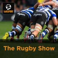 Logo of the podcast The Rugby Show