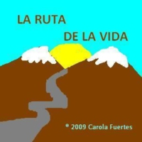 Logo of the podcast La Ruta de la Vida