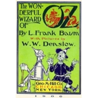 Logo of the podcast Chapter 4 - The Wonderful Wizard of Oz