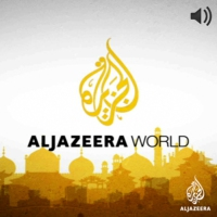 Logo of the podcast I am a Syrian Child - Al Jazeera World
