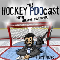 Logo du podcast The Hockey PDOcast - Episode 120: A Timely Podcast about Goaltending