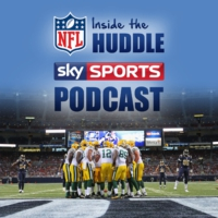 "Logo du podcast Inside the Huddle: ""4 of the 5 quarterbacks taken in round 1 could be busts"""