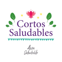 Logo of the podcast Los cortos saludables de Ana Saludable