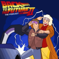 Logo of the podcast (S1) Ep. 9 - Back To The Future Review [30 Years Later]