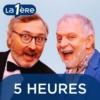 Logo du podcast 5 heures