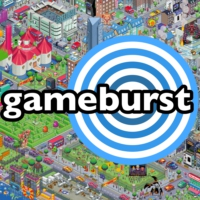 Logo of the podcast GameBurst