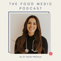 Logo du podcast S3  E3 - Food and Mood with Kimberley Wilson