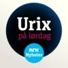 Logo of the podcast Urix på lørdag