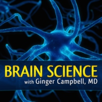 Logo of the podcast Brain Science with Ginger Campbell, MD: Neuroscience for Everyone