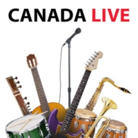Logo of the podcast Canada Live from CBC Radio 2