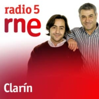 Logo of the podcast Clarin - sabado - 22/04/2017