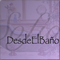 """Logo of the podcast Podcast """"Desde el baño"""""""