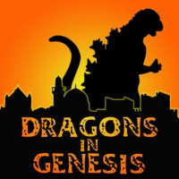 Logo of the podcast Dragons in Genesis