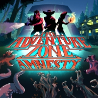 Logo of the podcast The Adventure Zone: Amnesty - Episode 14