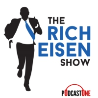 Logo of the podcast The Rich Eisen Show