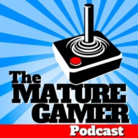 Logo of the podcast MGP - The Mature Gamer Podcast