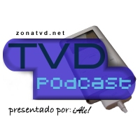 Logo of the podcast TVD Podcast