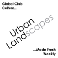 Logo of the podcast Velanche Presents Urban Landscapes – Show 16.09