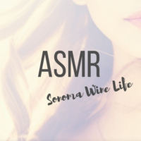 Logo of the podcast ASMR Sonoma Wine Life