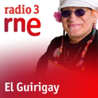 Logo of the podcast El guirigay - Flower Power - 24/03/12