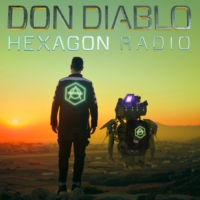 Logo du podcast Don Diablo Hexagon Radio Episode 141