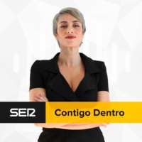 Logo of the podcast Contigo dentro (23/07/2018)