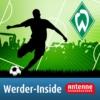 Logo of the podcast Werder-Inside von Antenne Niedersachsen