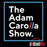 Logo of the podcast Adam Carolla Show