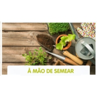 Logo du podcast A Mao de Semear_Passeio Primaveril_22-03