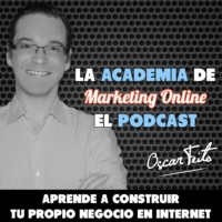 Logo of the podcast La Academia de Marketing Online