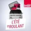 Logo of the podcast L'été sur la route