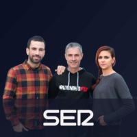 Logo of the podcast SER Runner: Nos visita el actor Fele Martínez (10/05/2019)