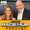 Logo du podcast NASCAR Race Hub