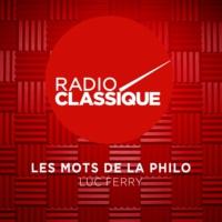 Logo du podcast Les mots de la philo