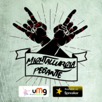 Logo of the podcast Mightallurgia Pesante