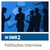 Logo du podcast SWR2 Politisches Interview