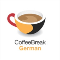 Logo of the podcast Coffee Break German goes to Innsbruck